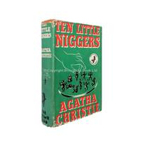 Ten Little Niggers by Agatha Christie - 1st Edition 1st Printing - 1939 - from Brought to Book Ltd (SKU: 004939)