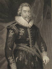 Walter, First Lord Aston. ob 1639 From an original in the possession of Thomas Blount Esqre. Proof. Portrait print