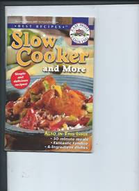 December/January 2003 Best Recipes Slow Cooker and More