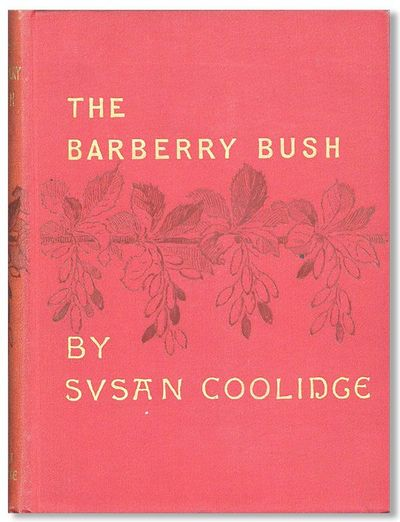 Boston: Robets Brothers, 1893. First Edition. Small octavo (17.5cm.); publisher's red decorative clo...