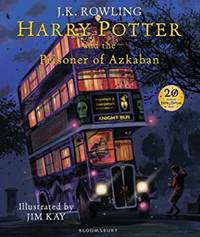 image of Harry Potter and the Prisoner of Azkaban: Illustrated Edition (Harry Potter Illustrated Edtn)