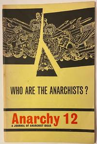 image of Anarchy: a journal of anarchist ideas. No. 12 (February 1962)