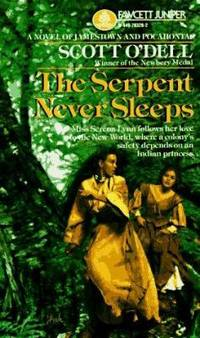 image of Serpent Never Sleeps : A Novel of Jamestown and Pocahontas