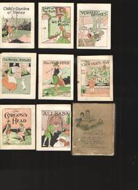 Little Story Books - 8 Minature Books Boxed Contains 8 Volumes: Child's  Garden of Verses, East of the Sun and West of the Moon, Nursery Rhymes,  Old Mother Hubbard, the Pied Piper, the Chocolate Man, the Gorgon's Head  and Ali Baba