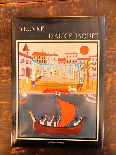 Moutiers, France: Editions de la Prévôté, 1977. Hardcover. VG, ex-museum library with minimal mar...