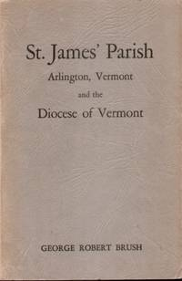 ST. JAMES' EPISCOPAL CHURCH, ARLINGTON, VERMONT
