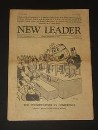 The New Leader Incorporating 'The Labour Leader': September 28th 1928