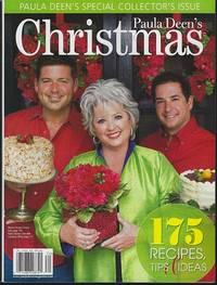 image of PAULA DEEN'S CHRISTMAS MAGAZINE 2007