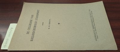 Amsterdam: D.B. Centen's Uitgevers-Maatschappij, N.V., 1933. First Edition. Softcover. 8vo, 7 pages;...