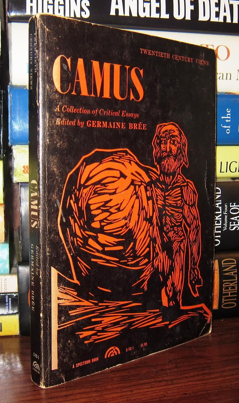camus lyrical critical essays Lyrical and critical essays by albert camus, 9780394708522, available at book depository with free delivery worldwide.
