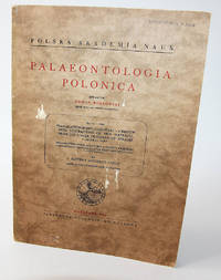Palaeontologia Polonica: No. 13: Psammosteiformes (Agnatha) - A Review with the Descriptions of New Material From the Lower Devonian of Poland (General Part) by  L. Beverly Halstead Tarlo - Paperback - First edition - 1964     - from Flamingo Books and Biblio.com
