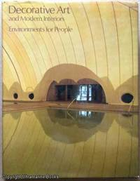 image of Decorative Art and Modern Interiors : Volume 69, Environments for People