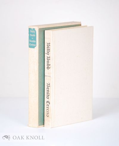 New York: The Limited Editions Club, 1965. cloth, slipcase. Limited Editions Club. small 4to. cloth,...