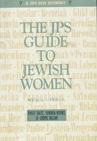 image of JPS Guide to Jewish Women 600 BCE-1900 CE