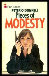 PIECES OF MODESTY - Modesty Blaise Adventures