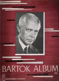 Image bientôt disponible  Bartók Album. Zongorára. Für Klavier - For Piano. III
