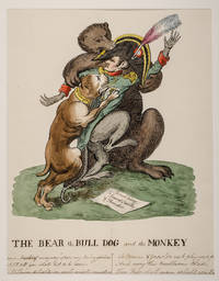 The Bear the Bull Dog and the Monkey by  (after)  William - from David Brass Rare Books, Inc. (SKU: 03416)