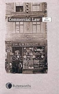 image of Commercial Law