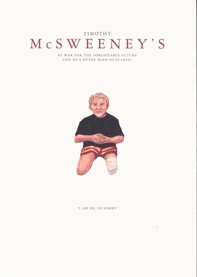 SF: McSweeney's, 2004. Paperback. Very good. Very good in publisher's wraps.