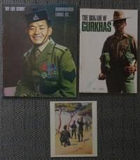 image of MY LIFE STORY.  Plus: THE BRIGADE OF GURKHAS.  Plus: CARD.