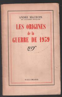image of Les origines de la guerre de 1939