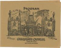 image of The King of Kings (Original program for the 1927 silent film)