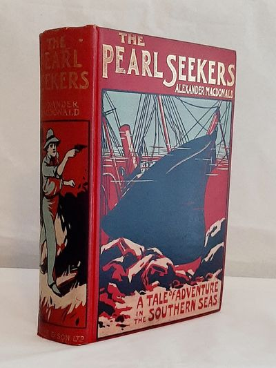 The Pearl Seekers. A Tale of the...