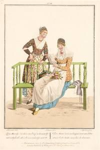 Afbeeldingen van de Kleeding, Zeden en Gewoonten in Holland, met den aanvang der negentiende eeu:...