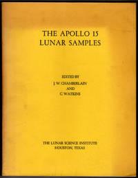 image of Apollo 15 Lunar Samples