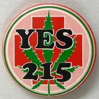 Yes 215 [pinback button]