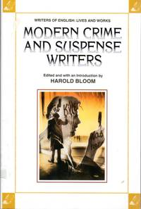 image of Modern Crime and Suspense Writers (Writers of English: Lives and Works)