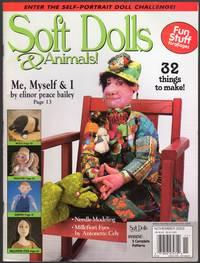 image of Soft Dolls & Animals October/November 2003, Volume 7, Issue 6,