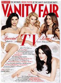 image of VANITY FAIR 2012 TV ISSUE