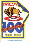 Manitoba Curling Association 100th Bonspiel 1988 Yearbook