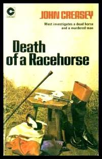 DEATH OF A RACEHORSE - An Inspector Roger West Mystery
