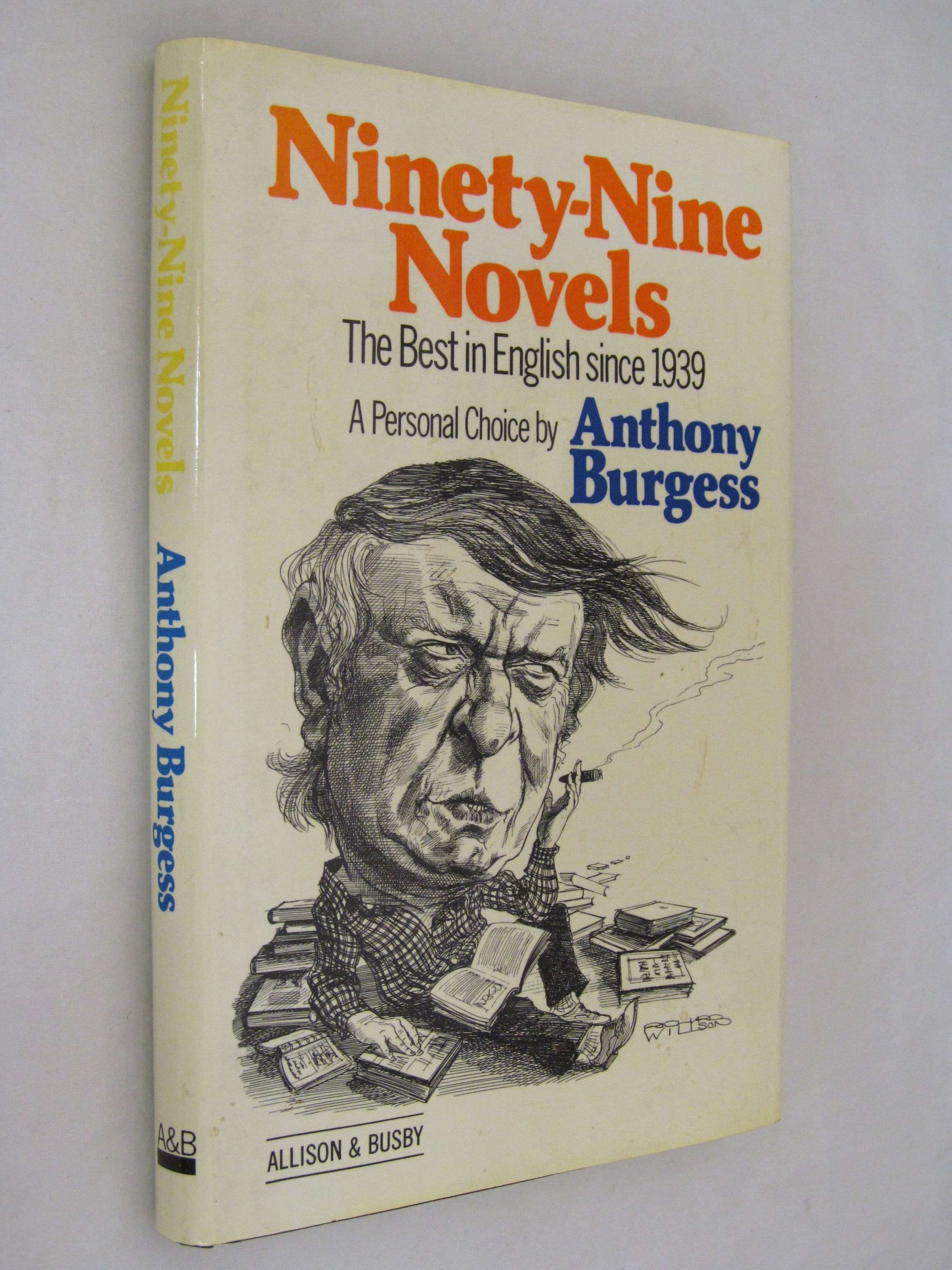 a biography of anthony burgess an english novelist His short novel the eve of saint venus, illustrated by the australian artist edward pagram, considers the manners and morals of the english upper classes nothing like the sun: a story of shakespeare's love life is the first of burgess's encounters with england's national poet and playwright.