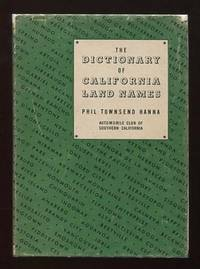 Los Angeles: The Automobile Club of Southern California. Very Good+ in Good dj. 1951. Second Edition...