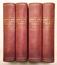 The Works of the Late Edgar Allan Poe in 4 Volumes