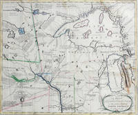 A Plan of Captain Carvers Travels in the interior Parts of North America