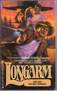 image of Longarm and the Nevada Swindle (Longarm Ser., No. 171)