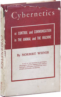 Cybernetics, or Control and Communication in the Animal and the Machine