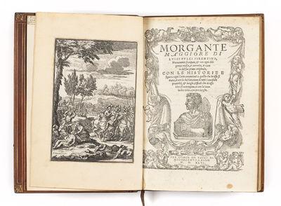 Morgante maggiore di Luigi Pulci...