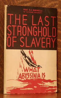image of THE LAST STRONGHOLD OF SLAVERY - WHAT ABBYSSINIA IS