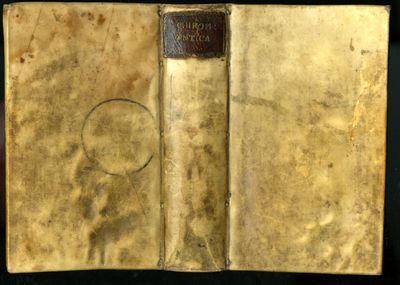 Jena: Birchner, 1701. Early Edition. Hardcover (Vellum). Good Condition. Contemporary vellum, soiled...