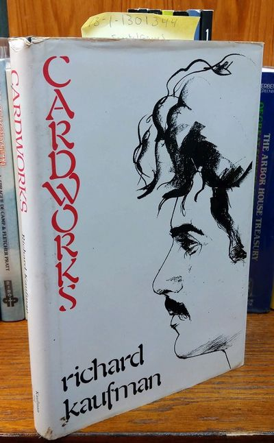 Richard Kaufman and Alan Greenberg, 1981. First Edition. Hardcover. Octavo; VG/VG; white spine with ...