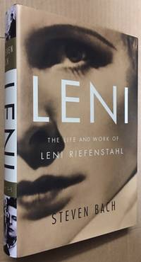 Leni: The Life and Work of Leni Riefenstahl by  Steven Bach - Hardcover - from Dial a Book (SKU: 65500)