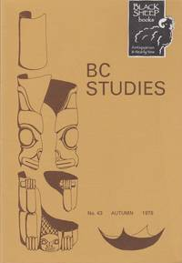 BC Studies, No. 43,  Autumn 1979