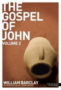 image of New Daily Study Bible - The Gospel of John (Volume 2)