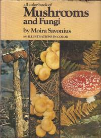 image of All Color Book of Mushrooms and Fungi