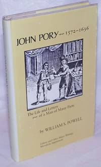 image of John Pory, 1572-1636: The Life and Letters of a Man of Many Parts [with] Letters and other Minor Writings Microfiche Supplement